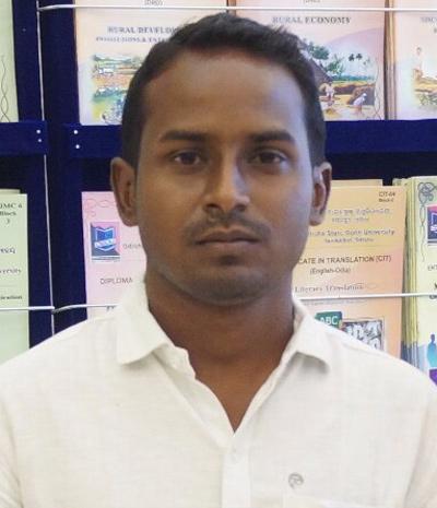Bikash Kumar Swain
