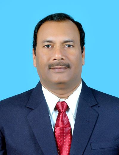 Dr. Jayanta Kar Sharma, OES(I)