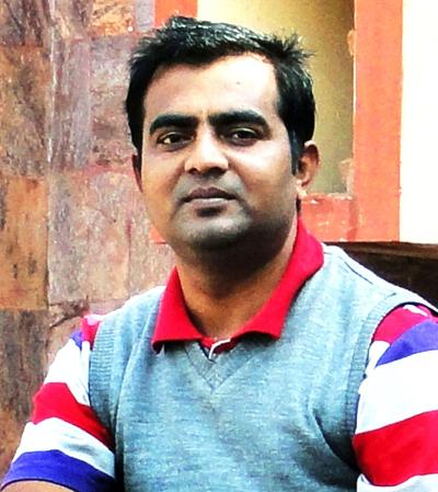 Jyoti Prakash Mohapatra