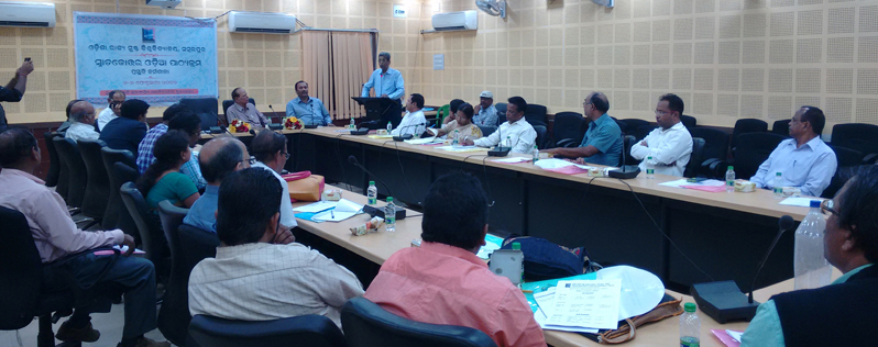 Workshop on Odia