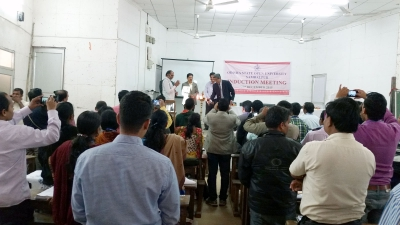 1st Induction Meeting, Bhubaneswar