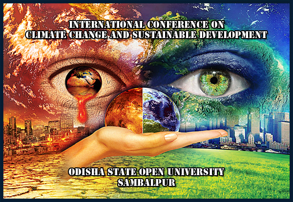 International Conference on Climate Change and Sustainable Development