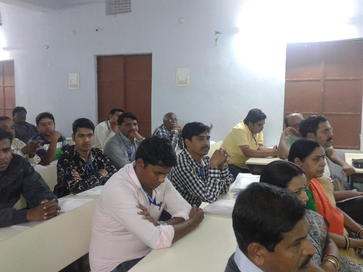 1st Induction Meeting, Berhampur