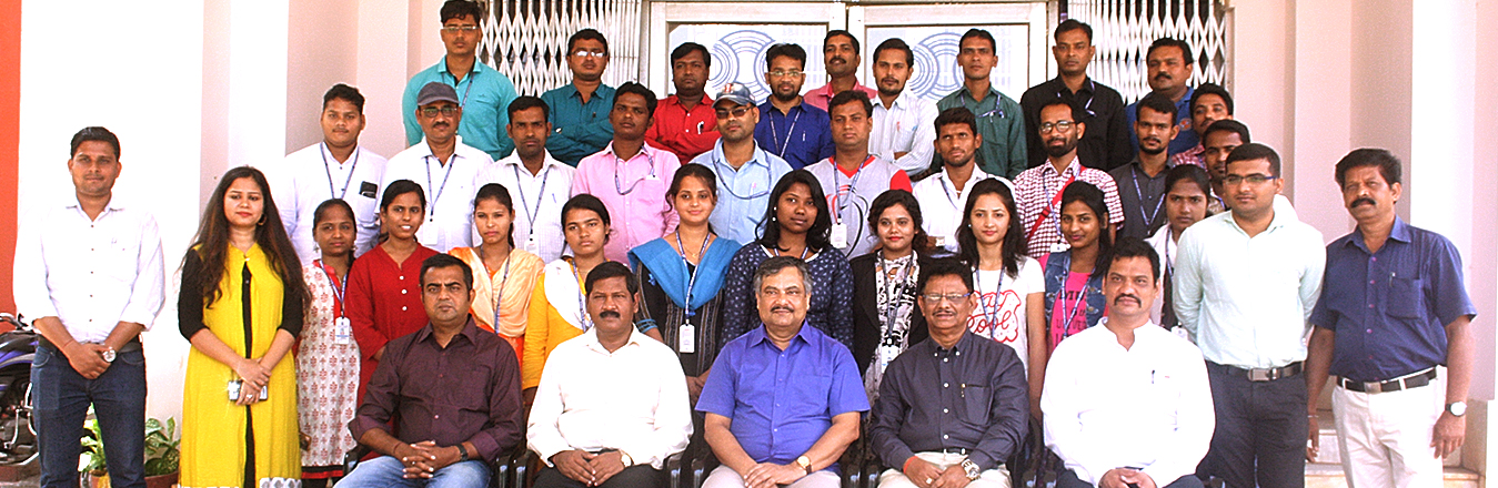 JMC Training at IIMC Dhenkanal