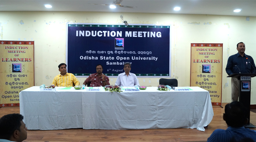 Induction Meeting 2017-18