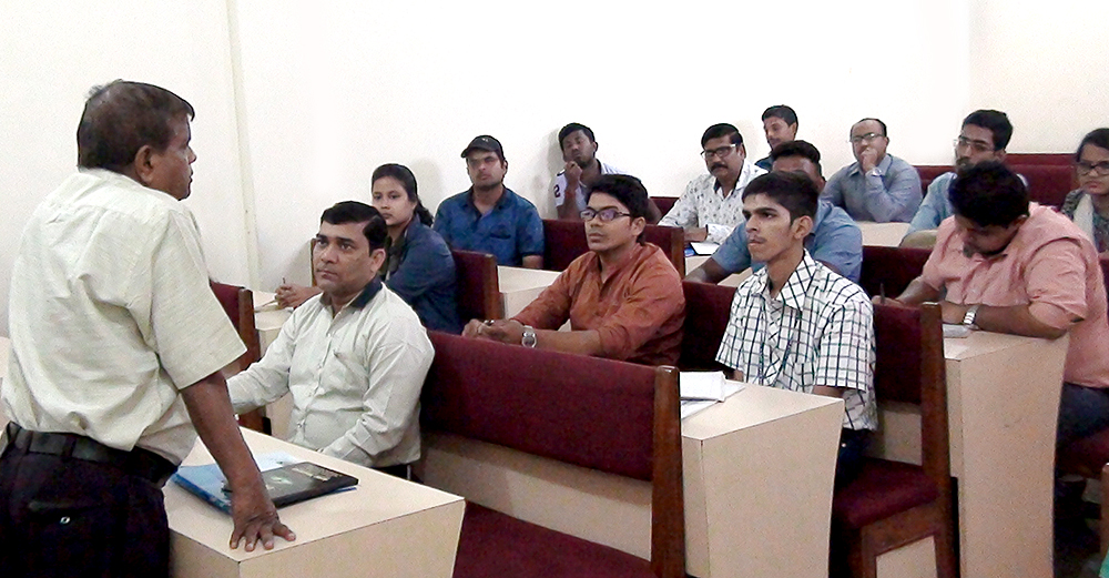 IIMC Training 4th Batch May 2018