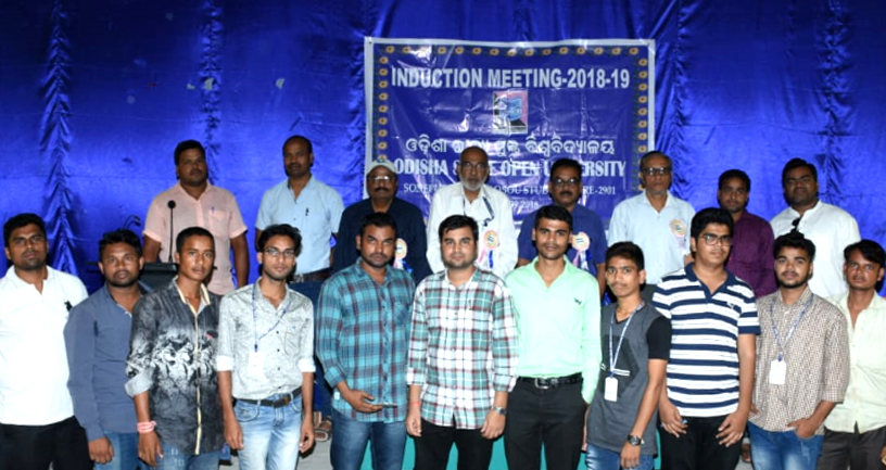 INDUCTION MEETING 2018-19