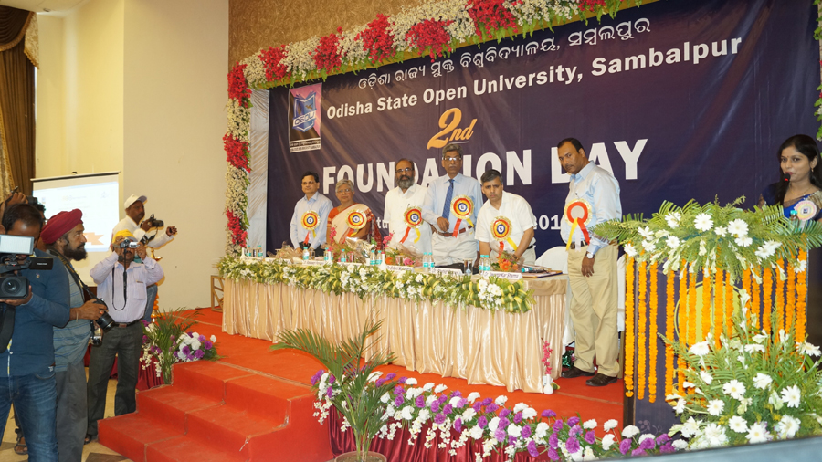 Inauguration of OER Repository Website on 2nd Foundation Day by Dr. S. Rasool, Director, CEMCA
