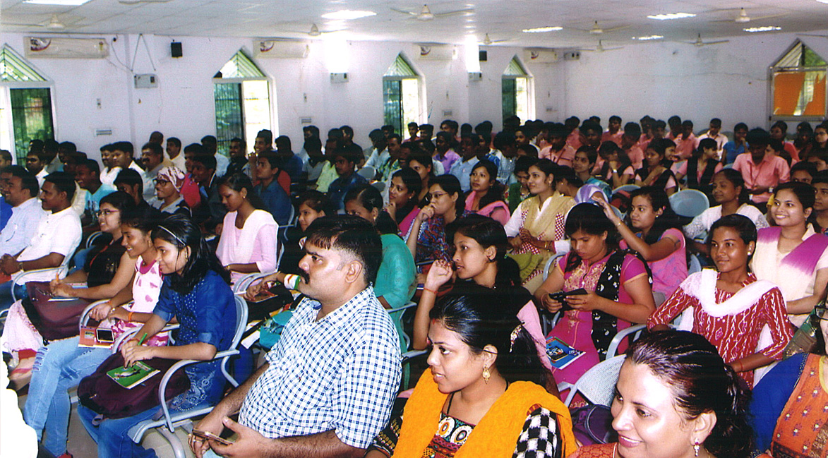 Nayagarh Auto College, Induction Meeting