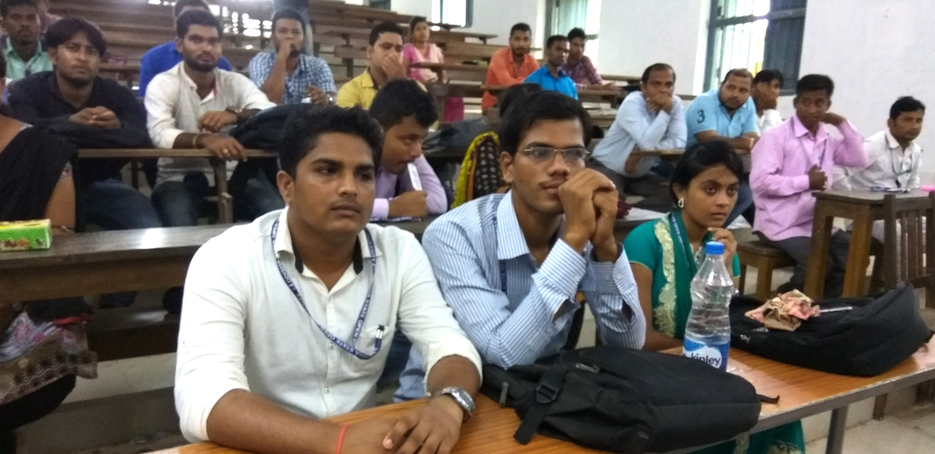 Bhadrak Auto College, Induction Meeting