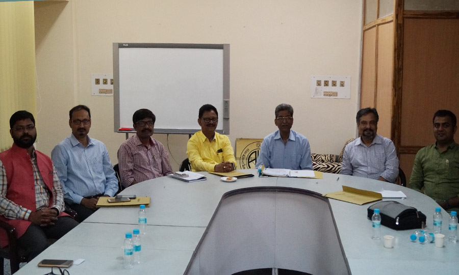 Workshop and Expert Committee Meeting on MJMC