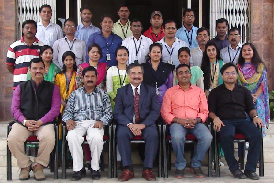 DJMC Practical Training Programme for 2016-17 Batch at IIMC Dhenkanal