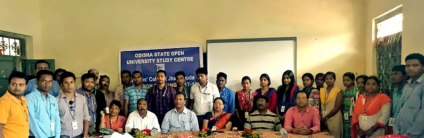Jharsuguda Women's College Induction Meeting 2017-18