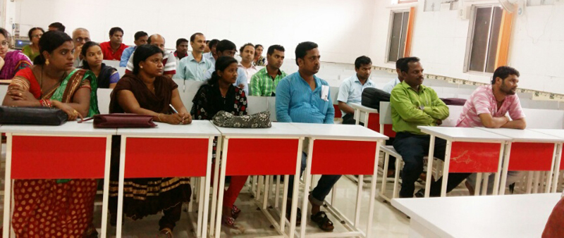 Induction Meeting at SCS (Autonomous) College, Puri