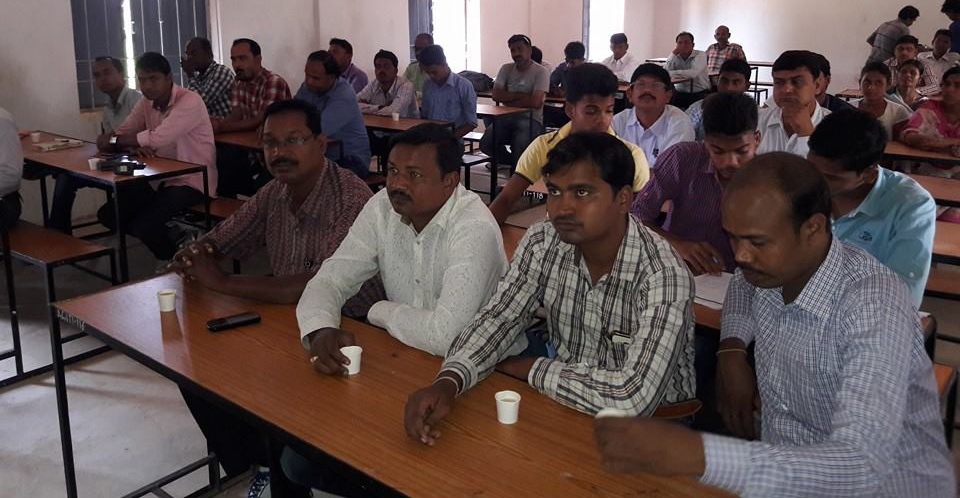 Induction Meeting at Sonepur College