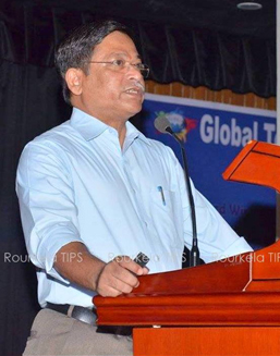 Prof. Animesh Biswas
