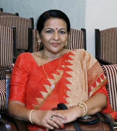 Prof.(Dr.) Rajalakshmi Mishra
