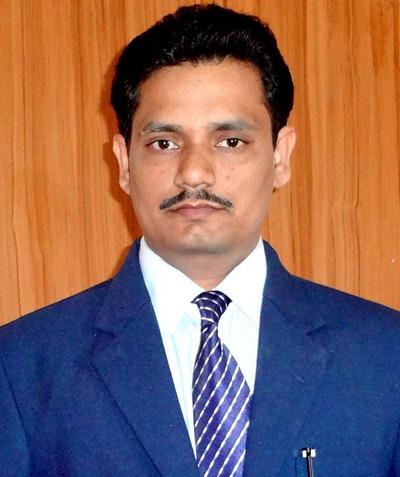 Dr. Subrat Kumar Prusty