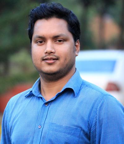 Dr. Ansuman Jena