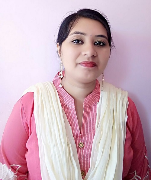 Ms. Farh Anjum