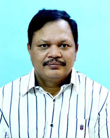 Dr. Kshirod Chandra Behera