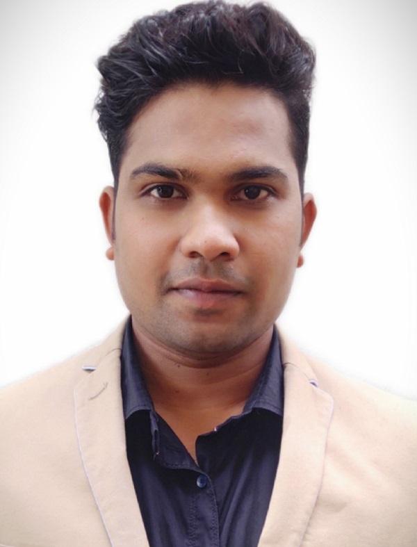 Mr. Rajesh Kumar Mohanty