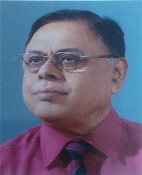 Dr. R. B. Mishra