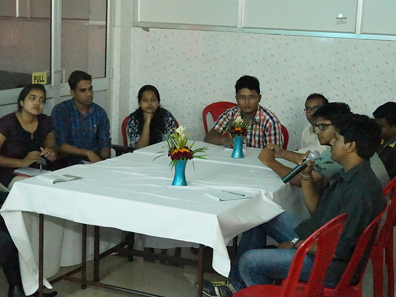 Workshop on Soft Skill and Career Counseling